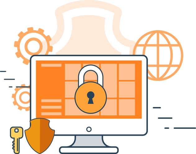 banner privacy icon